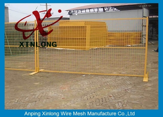 چین Hot Dipped Glvanized Temporary Fencing Panels For Crowded Control تامین کننده