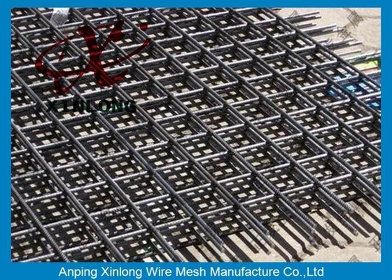 چین Professional Stainless Steel Reinforcing Wire Mesh For Concrete 4-14mm تامین کننده