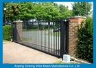 چین Rot Proof Electric Sliding Gates For Driveways Galvanized / PVc Coated Surface Treatment کارخانه