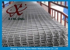 Various Aperture Reinforcing Welded Wire Mesh For Concrete Slabs Square Hole Shape